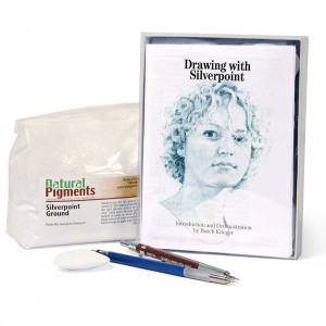 Silverpoint kit from Natural Pigments